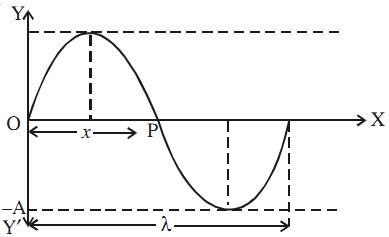Equation of Simple Harmonic Wave in One Dimension - Study Page